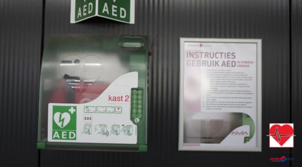 AED gebruik bij savinglives EFR opleidingen