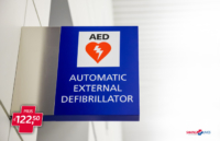 Automatic External Defibrilator bij SavingLives