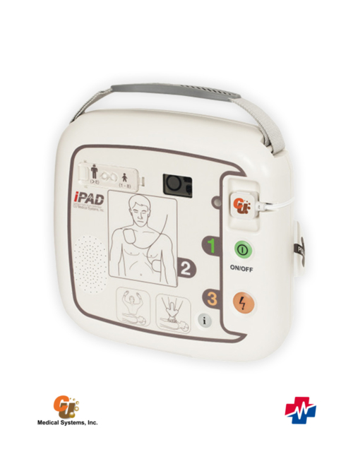 CU Medical I-PAD SP1 AED bij Savinglives EFR Opleidingen