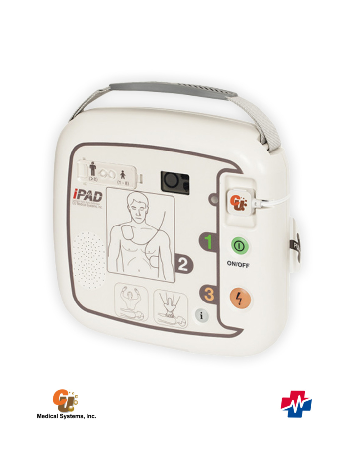 CU Medical I-PAD SP1 AED bij Savinglives EFR Opleidingen