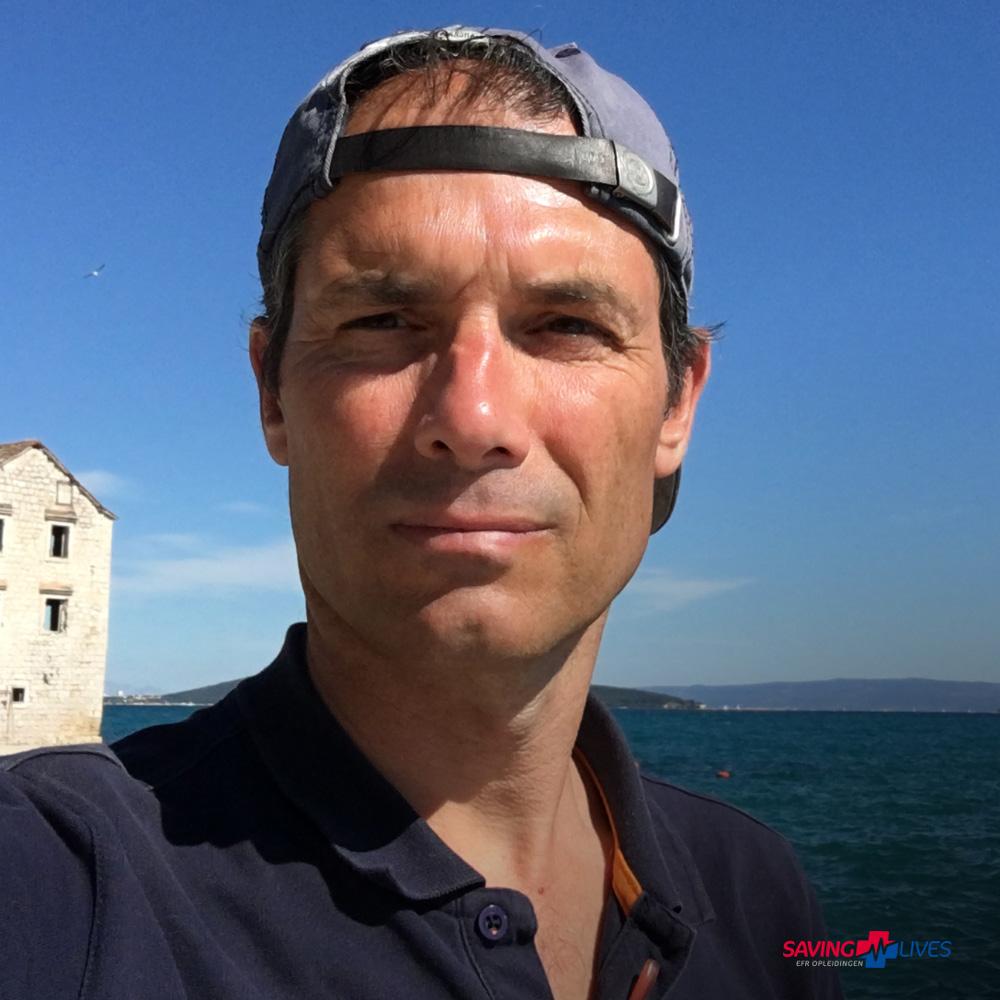 Michael de Groot - Marketing bij SavingLives EFR Opleidingen